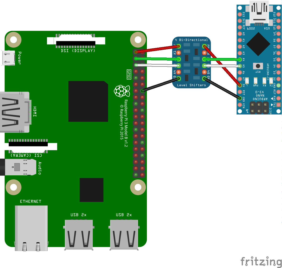 IoT - Creating an Arduino I²C slave device to use with Android Things